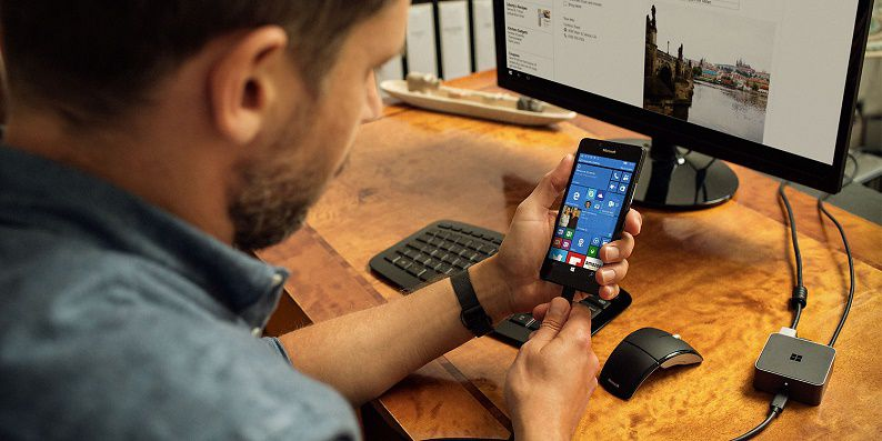 Continuum для телефонов: туз в рукаве Microsoft