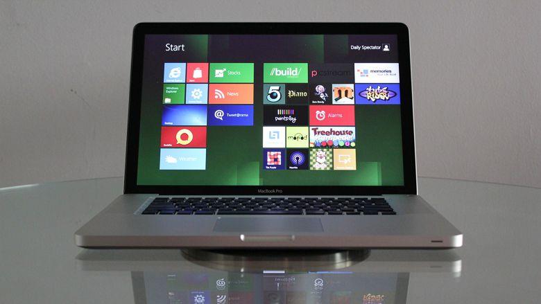 Драйвера с поддержкой Windows 8 для Apple Boot Camp 5