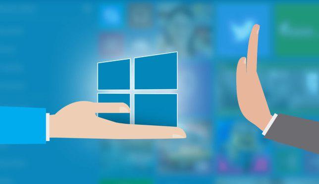 Еще раз о Windows 10
