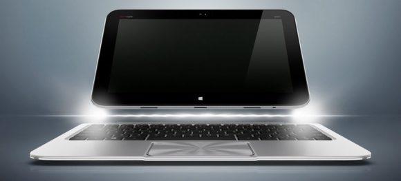 HP представила гибридный ноутбук с Windows 8