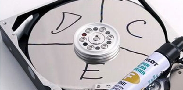 Как из одного раздела на жестком диске сделать два