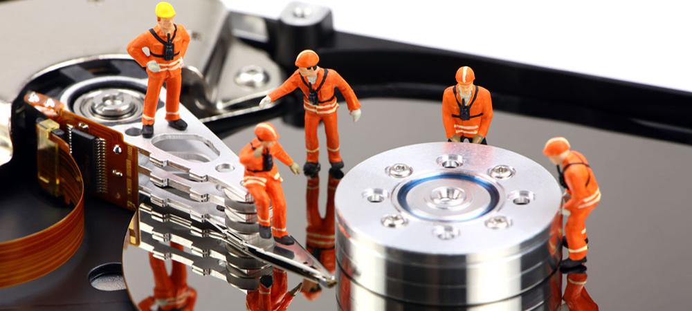 Как почистить жесткий диск