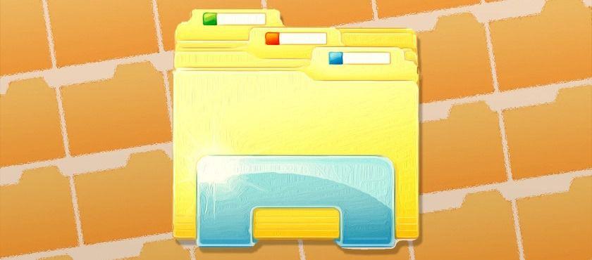Как повысить эффективность при работе с проводником Windows