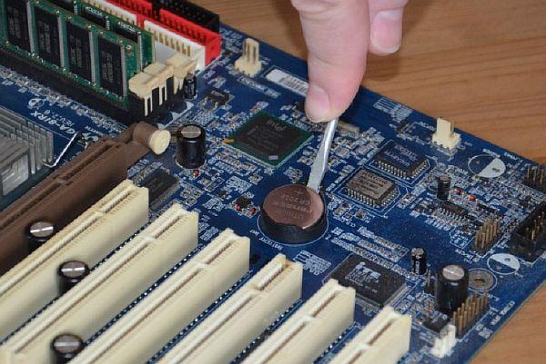 Как сделать сброс пароля от BIOS: пошаговая инструкция