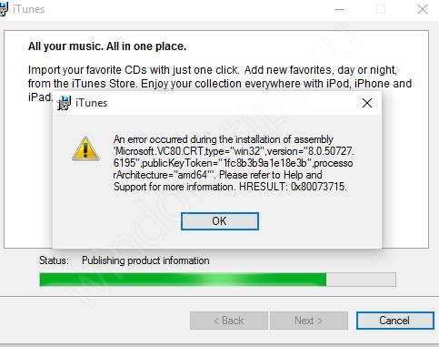Как скачать iTunes для Windows 10