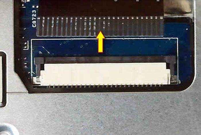 Как снять жесткий диск с ноутбука