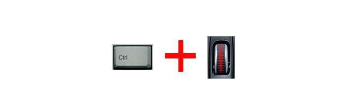 Как уменьшить значки на рабочем столе