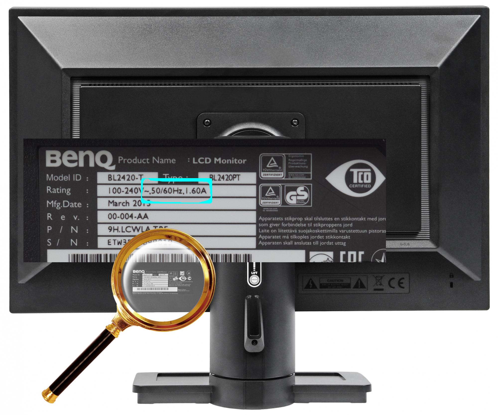 Как узнать сколько герц в мониторе