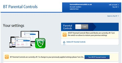 Как заблокировать сайты от детей в интернете