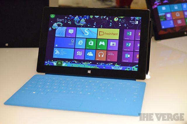 Каковы продажи Microsoft Surface?