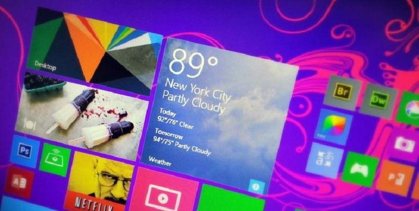 Microsoft: OEM-производители получат Windows 8.1 RTM в конце августа
