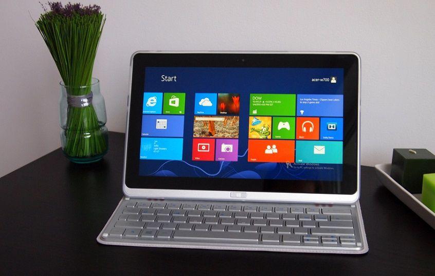 Microsoft подтвердила – более компактные устройства с Windows 8 уже в разработке