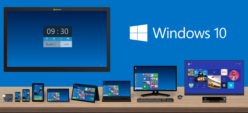 Microsoft подтверждает ядро 10.0 в Windows 10