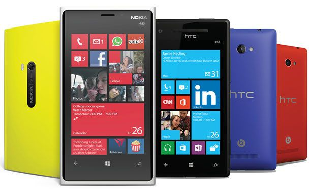 Microsoft раскрыла остальные неизвестные подробности в отношении Windows Phone 8