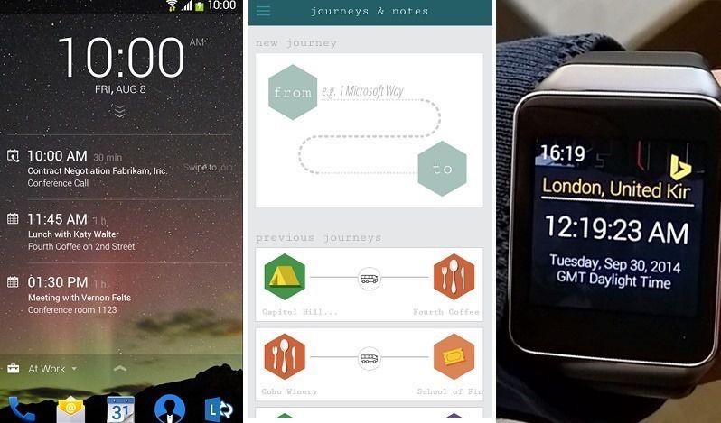 Microsoft выпустила три новых приложения для Android в рамках проекта Garage