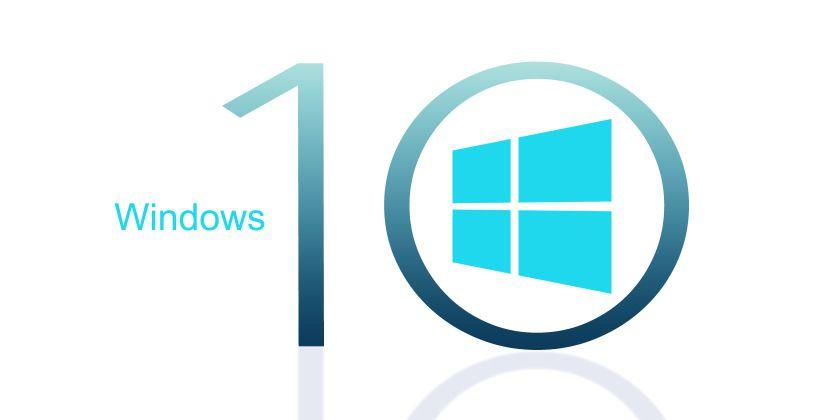 Незначительная 10-ка в следующей Windows