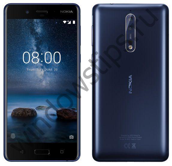 Nokia 8 — первый флагман Nokia более чем за 3 года.