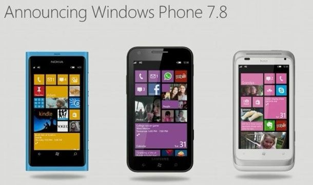 Обновление до Windows Phone 7.8 может начаться только в декабре