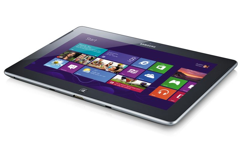 Планшет Samsung ATIV Tab под управлением Windows RT