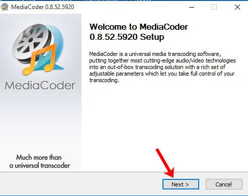 Программа MediaCoder