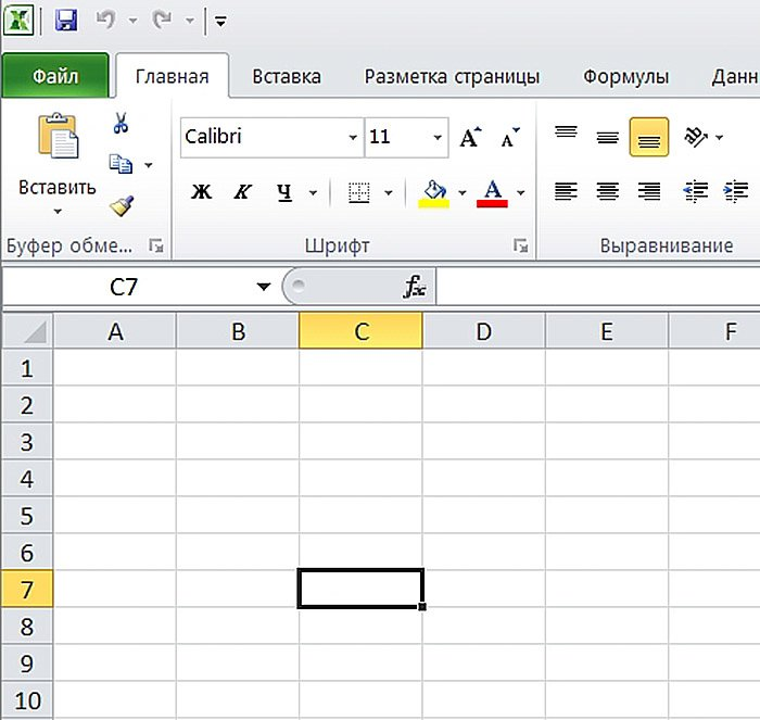 Работа в Экселе с формулами и таблицами для начинающих