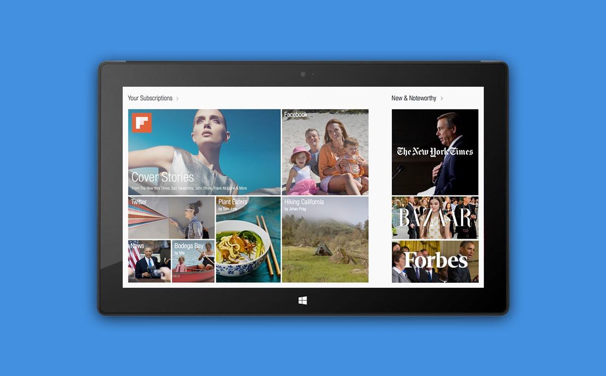 В Магазине Windows почти 100 000 приложений, и вскоре к ним присоединятся Flipboard и Facebook. Windows 7 получит свою версию Internet Explorer 11