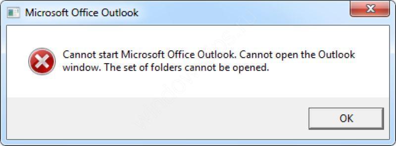 Восстановление .pst Outlook: обзорная статья