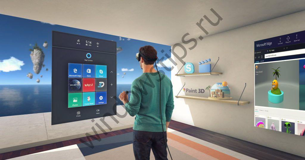 Все самое интересное о Windows 10 Creators Update