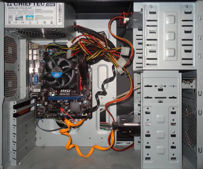 Замена батарейки на материнской плате компьютера