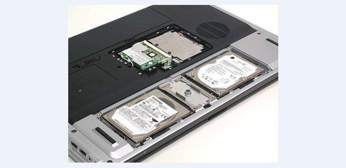 Жесткий диск вместо дисковода в ноутбуке