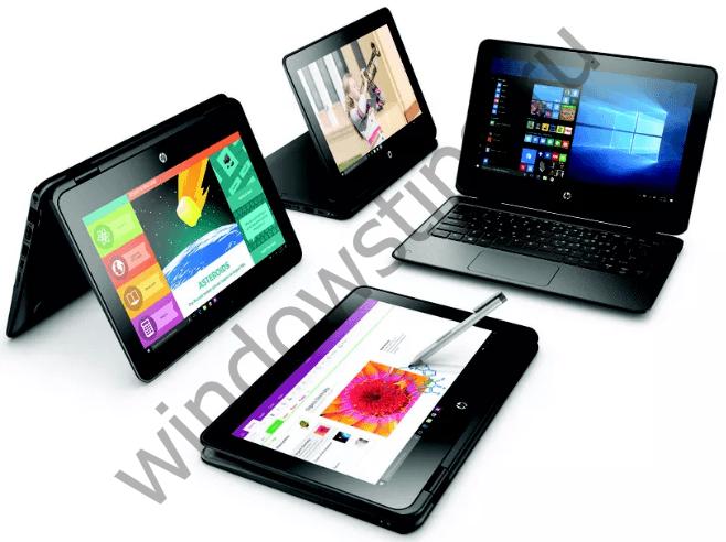 Acer и HP показали свои первые компьютеры с новой Windows 10 S