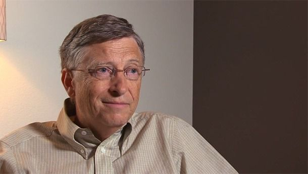 Билл Гейтс о Windows 8, Windows Phone 8 и Surface