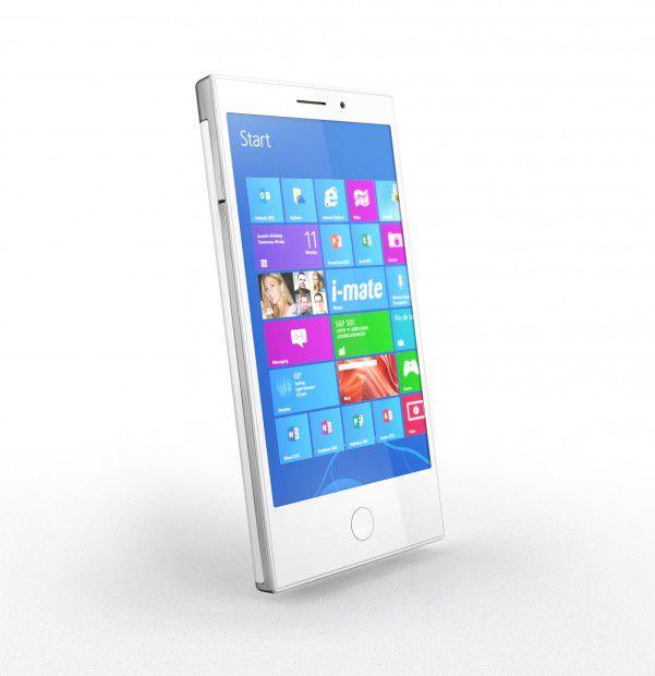 i-Mate собирается запустить Intelegent – 4.7-дюймовый телефон под управлением Windows 8 Pro