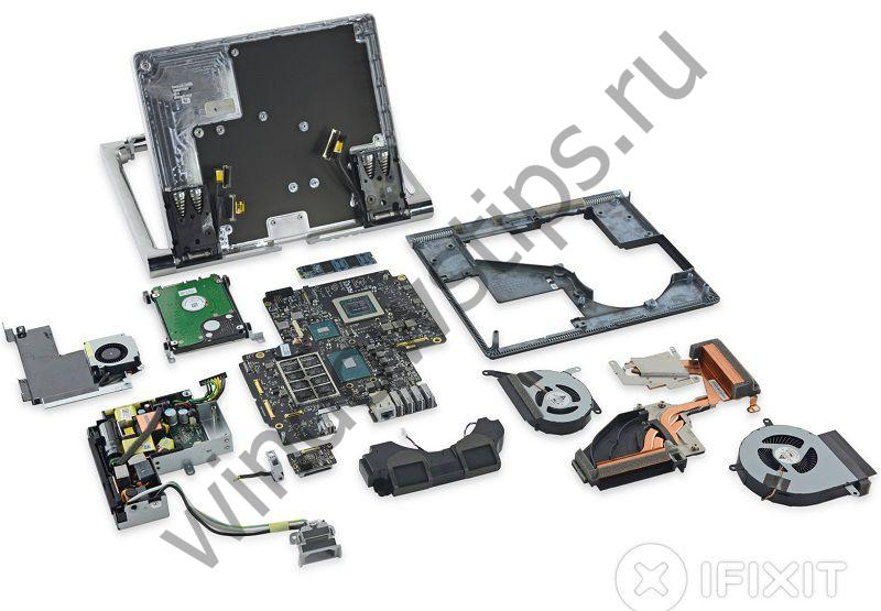 iFixit разобрали Surface Studio