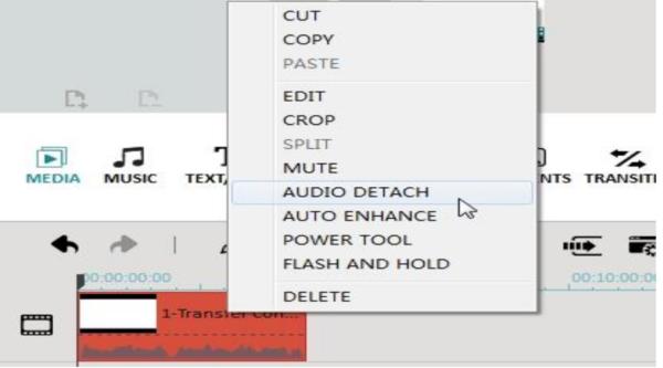 Как наложить музыку на видео на компьютере