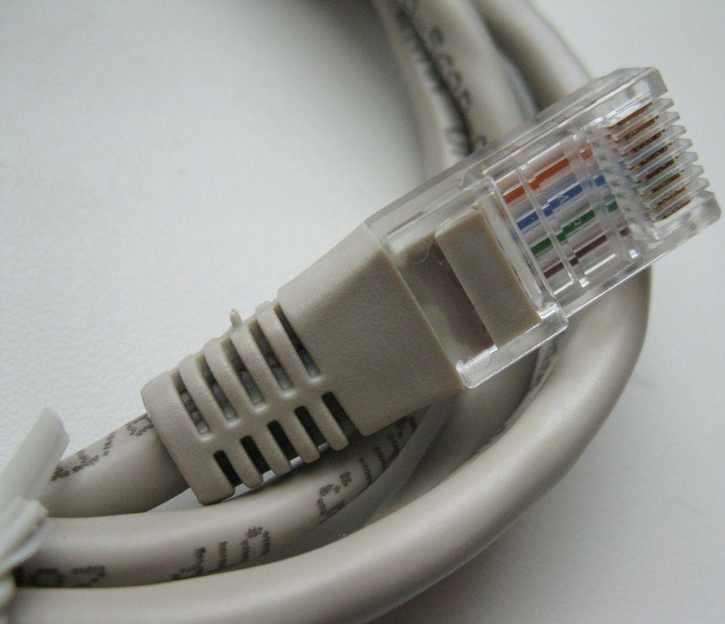 Как настроить интернет на компьютере через кабель
