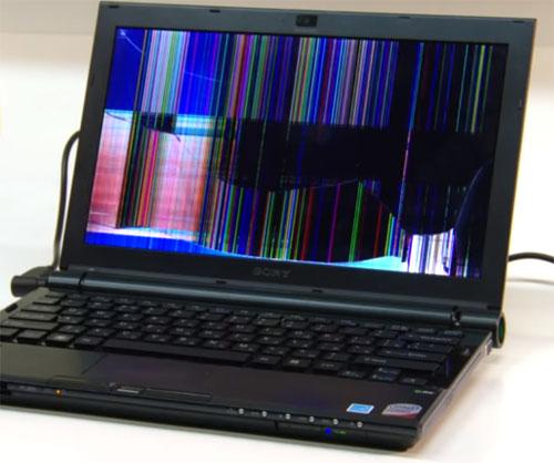 Как починить экран ноутбука