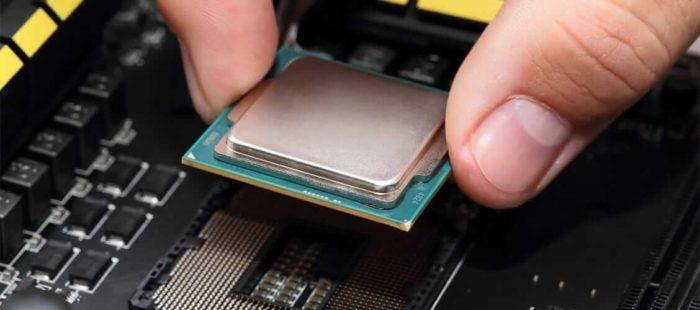 Как поменять процессор на компьютере