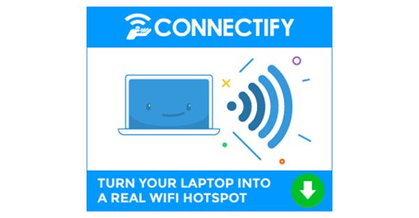 Как раздать интернет с ноутбука