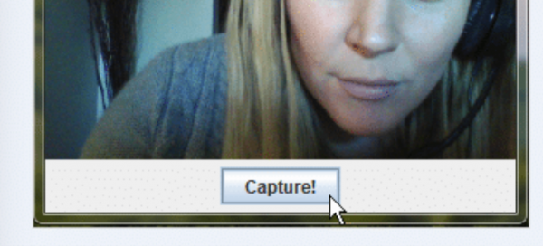 Как сфотографировать себя на компьютере