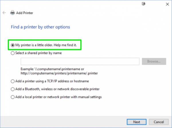 Как установить принтер на Виндовс 10
