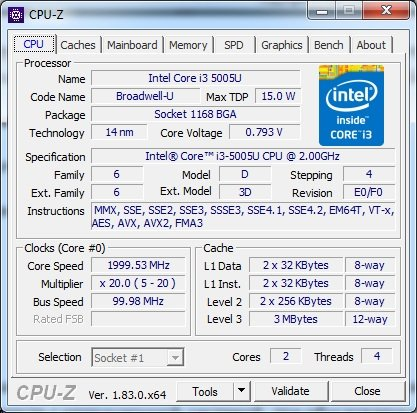 Как узнать какое железо стоит на компьютере