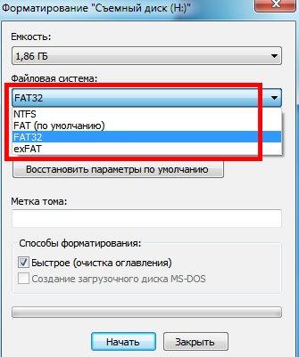 Как записать Windows XP на флешку