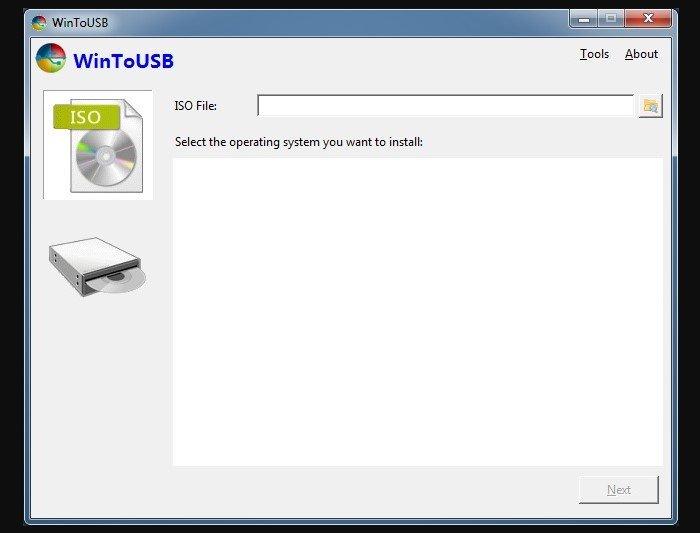 Live CD Windows 7 на флешку