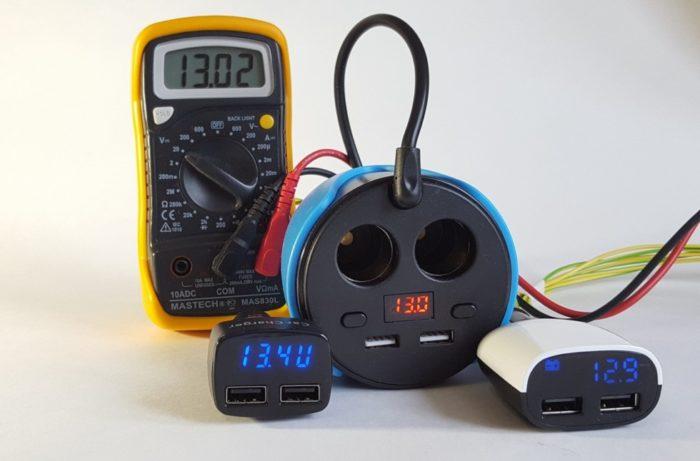 Лучшее автомобильное зарядное устройство для аккумулятора