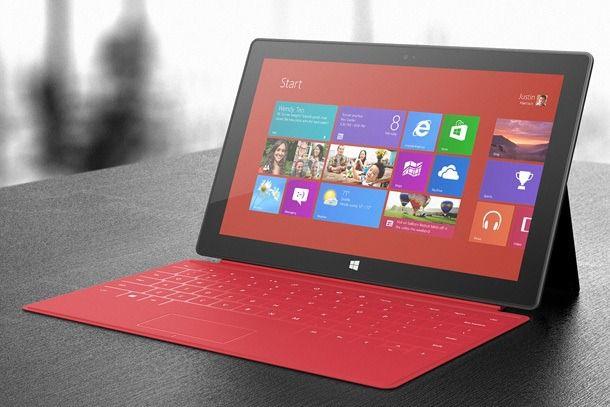 Microsoft Surface можно предзаказать в 8 странах