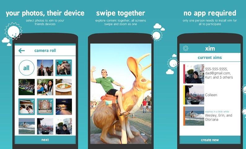 Microsoft запускает Xim – приложение для обмена фотографиями для Windows Phone, Android и iOS