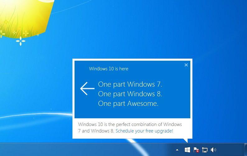 Обновление до Windows 10 останется бесплатным для пользователей ассистивных технологий