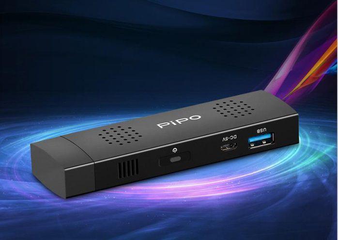 PiPO X1S: компьютер-брелок с активным охлаждением