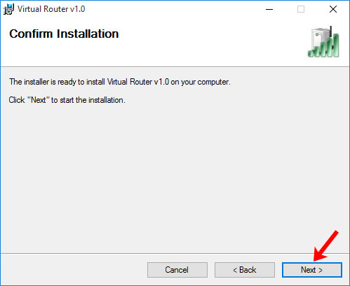 Программа Virtual Router